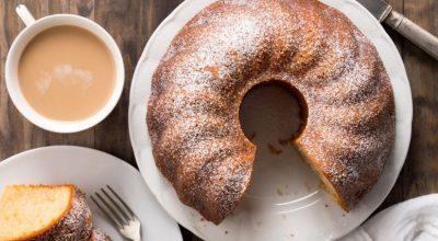 15 receitas de bolos fáceis para começar a cozinhar já!