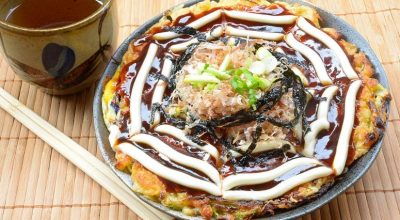 12 receitas de okonomiyaki para se esbaldar com o sabor da culinária oriental