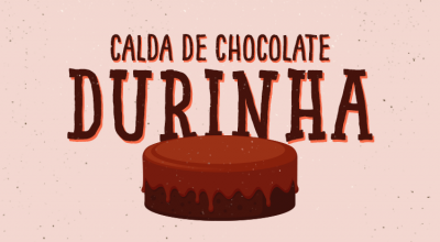 Calda de chocolate durinha