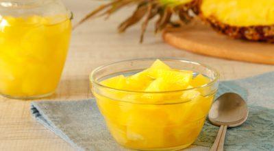 9 receitas de abacaxi em calda para você que é apaixonado por doces com frutas