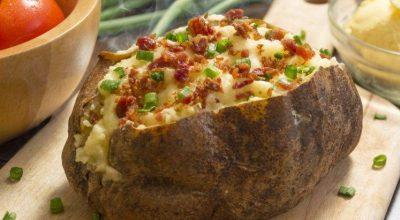 22 receitas de batata recheada que serão um sucesso