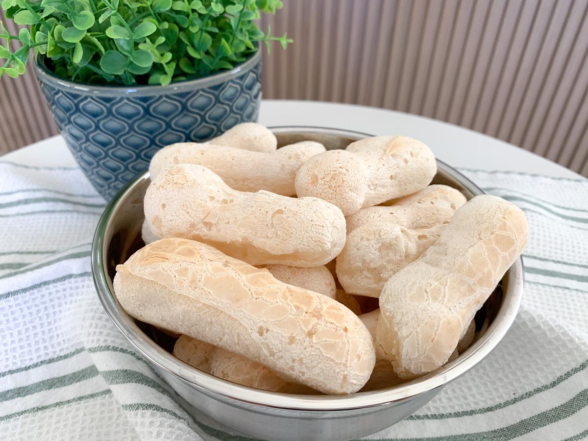 Biscoito de polvilho assado fácil
