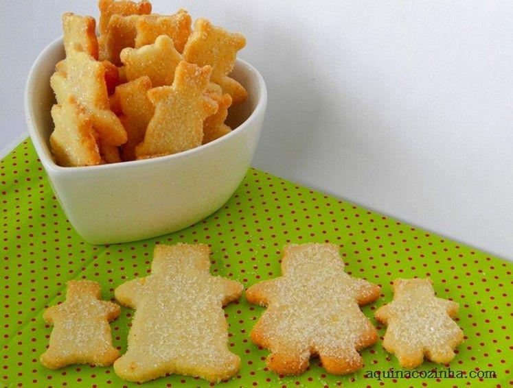Favoritos 50 receitas de biscoitos (ou bolachas?) caseiros que derretem na boca DM35