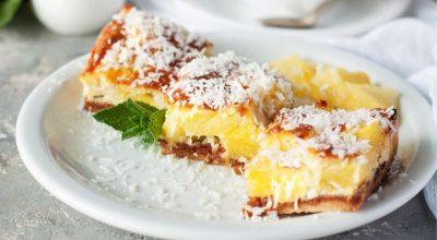 13 receitas de bolo de abacaxi com coco para preparar a sobremesa perfeita