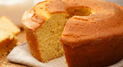 10 receitas de bolo de flocão de milho para se deliciar com o sabor da roça
