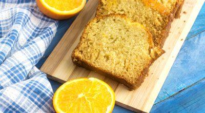 10 receitas de bolo de laranja de liquidificador versáteis e fáceis