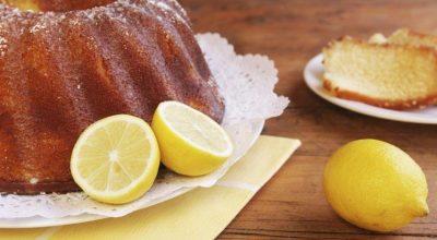 29 receitas de bolo de limão para você se arriscar na cozinha