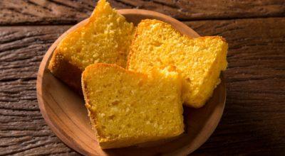 7 receitas de bolo de Milharina cremoso para ter um dia mais feliz