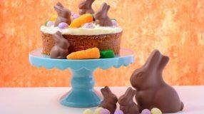 14 receitas de bolo de Páscoa que vão deixar todo mundo encantado