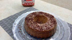 Brigadeirão de Nutella fácil