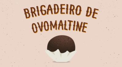 Brigadeiro de Ovomaltine