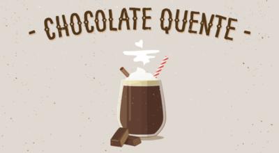 Chocolate quente leve e especial