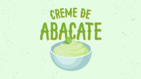 Creme de abacate irresistível