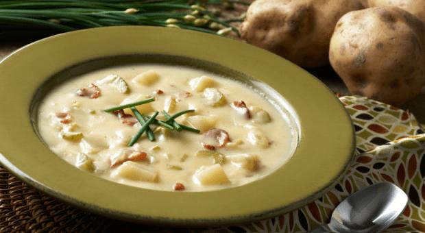 15 receitas de creme de batata aconchegantes para dias frios
