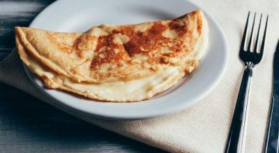 10 receitas de crepioca simples que vão salvar qualquer refeição do dia