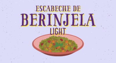 Escabeche de berinjela light