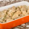 10 receitas de filé de frango cremoso para uma refeição cheia de sabor