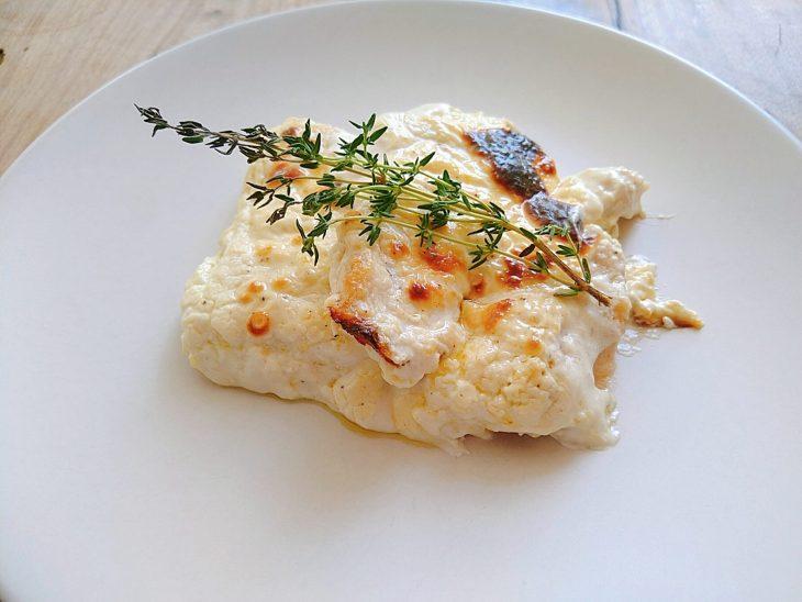 Filé de frango cremoso fácil