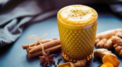 14 receitas de golden milk para melhorar sua saúde e bem-estar