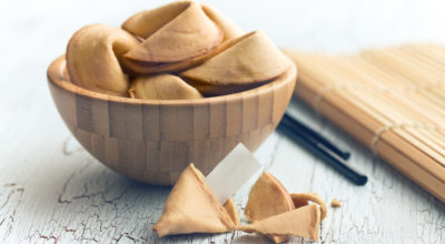5 receitas de biscoito da sorte para espantar todo azar