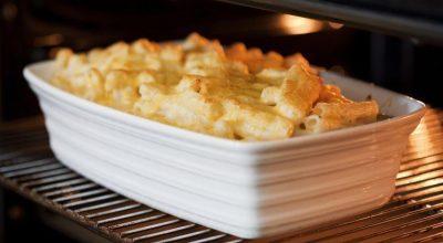 19 receitas de macarrão de forno para um almoço em família