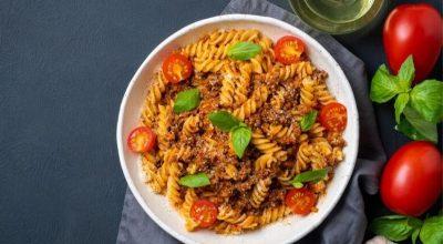 20 receitas de macarrão parafuso para comer suspirando