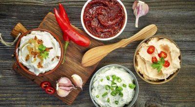 24 receitas de molho que deixarão sua salada maravilhosa