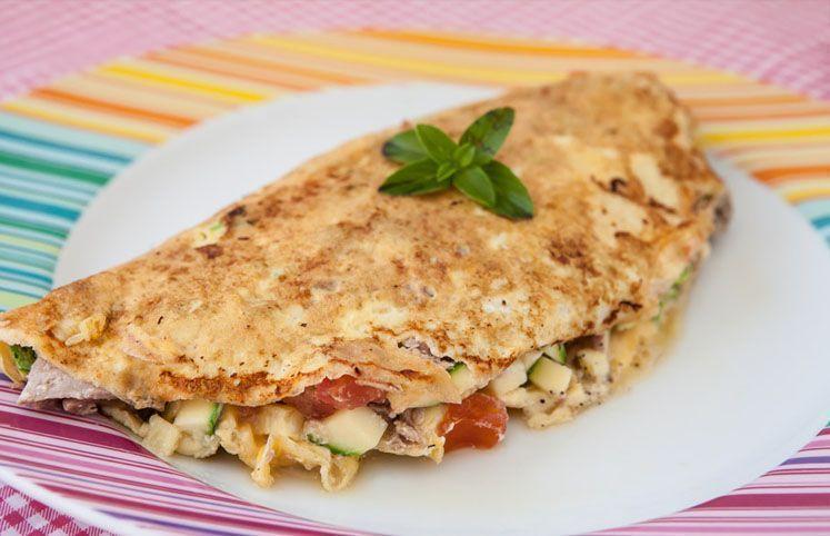 49 receitas de omelete gostosas para preparar a qualquer hora