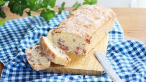 Pão recheado de calabresa fácil