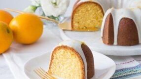 30 receitas de bolo de laranja para adoçar seu dia