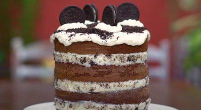 20 receitas de bolo de Oreo para uma sobremesa cremosa e crocante