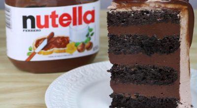 10 receitas de recheio de Nutella dignas de confeitaria