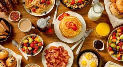 16 receitas incríveis para preparar um café da manhã no estilo americano