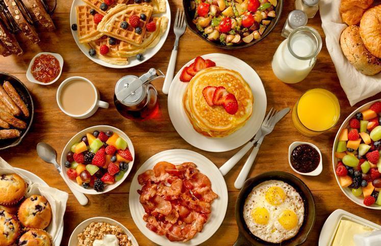 Muitas vezes 16 receitas incríveis para preparar um café da manhã no estilo  HG11
