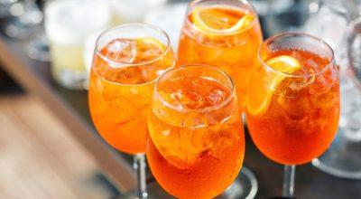 10 receitas com aperol para drinks refrescantes com gostinho italiano