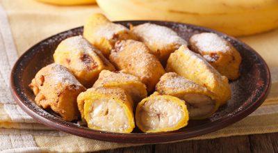 40 receitas com banana-da-terra para poder abusar dessa fruta