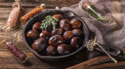 10 receitas com castanha portuguesa para servir do petisco à sobremesa