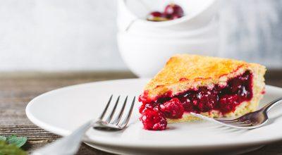 48 receitas com cereja para tornar seus dias mais doces