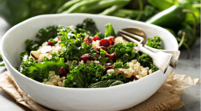 7 receitas com couve kale para adicionar este vegetal na sua dieta