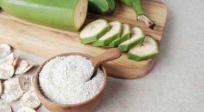 7 receitas com farinha de banana verde para pratos mais saudáveis
