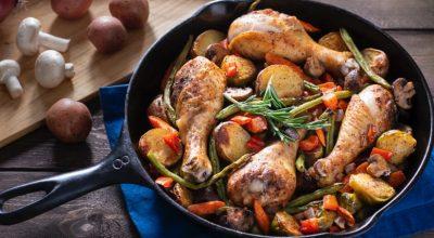 50 receitas com frango que são deliciosas e fáceis de preparar