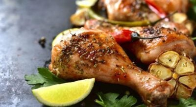 70 receitas com frango para preparar em menos de 30 minutos