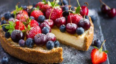 56 receitas com frutas vermelhas que vão dar mais cor e sabor ao seu dia