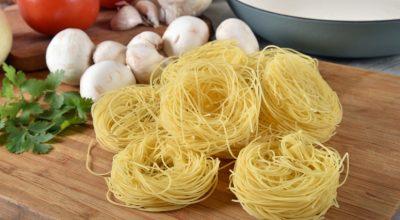 14 receitas com macarrão cabelo de anjo para inovar na cozinha
