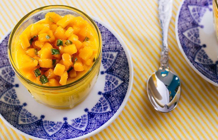 66 receitas com manga que garantem pratos doces e salgados divinos