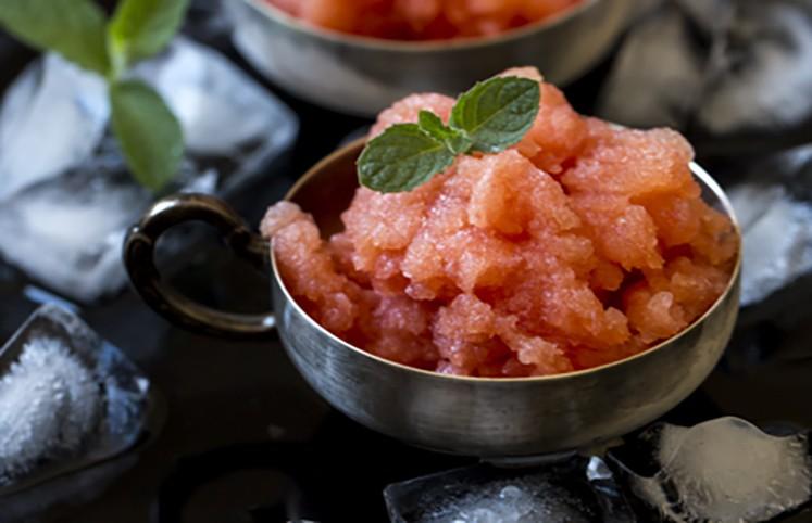 Receitas doces com melancia