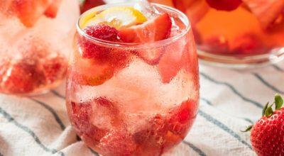 11 receitas com vinho rosé que são o ápice do equilíbrio e da sofisticação