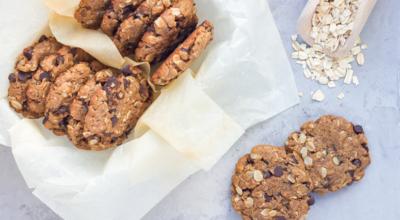 15 receitas de cookie integral para ter uma vida mais leve e equilibrada