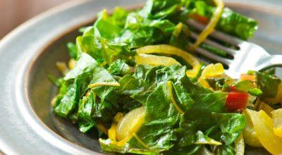7 receitas de acelga refogada para não desperdiçar nenhuma folha