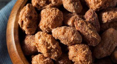10 receitas crocantes e saborosas de amendoim doce